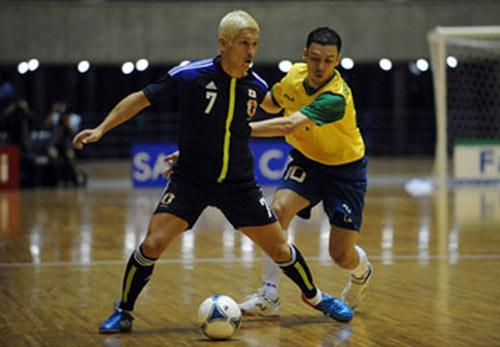 Ngày hội của các nghệ sĩ Futsal - 1
