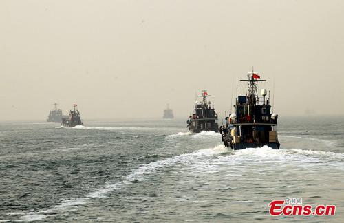 TQ đổ quân, nã pháo ngay cạnh nách Triều Tiên - 2