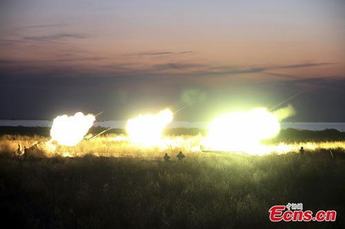 TQ đổ quân, nã pháo ngay cạnh nách Triều Tiên - 6