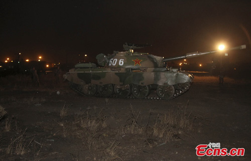 TQ đổ quân, nã pháo ngay cạnh nách Triều Tiên - 4