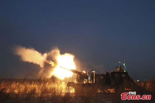 TQ đổ quân, nã pháo ngay cạnh nách Triều Tiên - 5