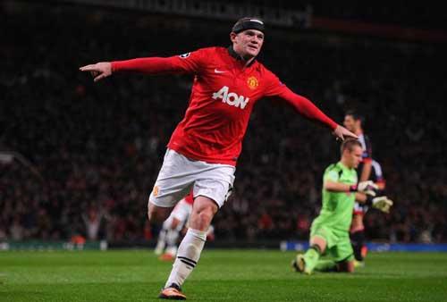 Rốt cục, Rooney là số mấy? - 1