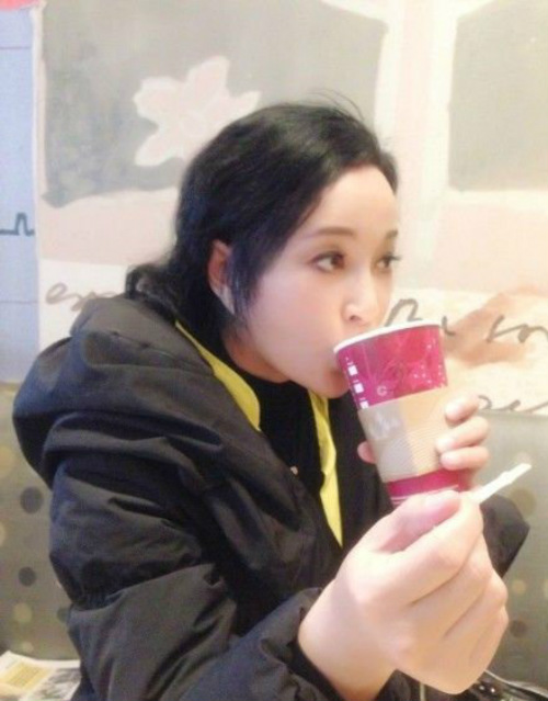 Lưu Hiểu Khánh thừa nhận dùng Photoshop - 1