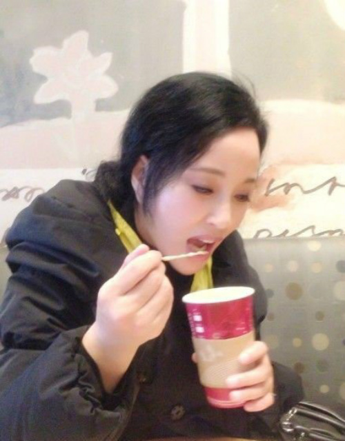 Lưu Hiểu Khánh thừa nhận dùng Photoshop - 2