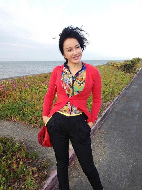 Lưu Hiểu Khánh thừa nhận dùng Photoshop - 11