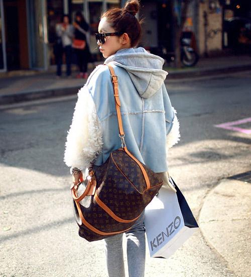 Cô nàng xinh xắn nhờ áo khoác dễ thương - 9