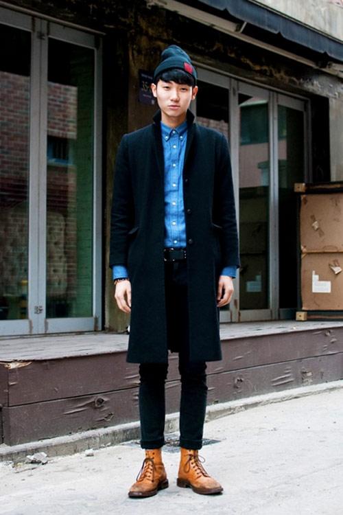 Xem đàn ông châu Á mặc gì trên phố! - 13