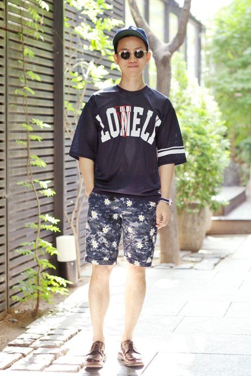 Xem đàn ông châu Á mặc gì trên phố! - 14