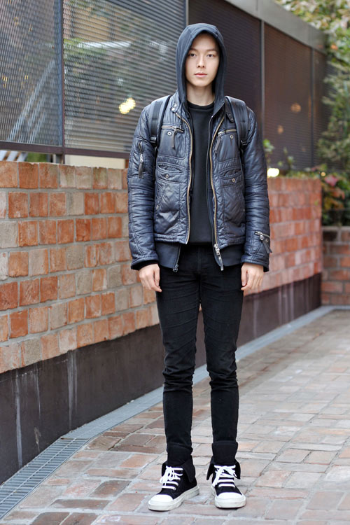 Xem đàn ông châu Á mặc gì trên phố! - 6