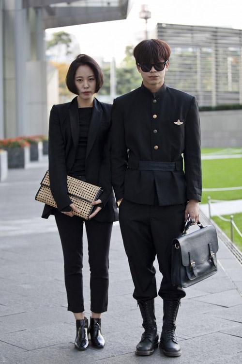 Xem đàn ông châu Á mặc gì trên phố! - 3