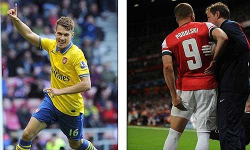 Arsenal đón tin vui khi Walcott trở lại - 2
