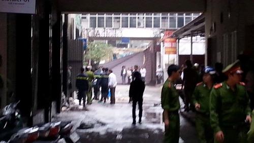 HN: Cháy quán bar khu Zone 9, 6 người chết - 7