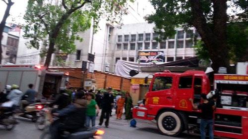 HN: Cháy quán bar khu Zone 9, 6 người chết - 8