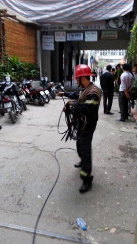 HN: Cháy quán bar khu Zone 9, 6 người chết - 10
