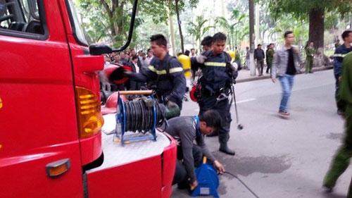 HN: Cháy quán bar khu Zone 9, 6 người chết - 11