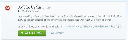 Thao tác đơn giản loại hết quảng cáo khỏi Firefox - 1