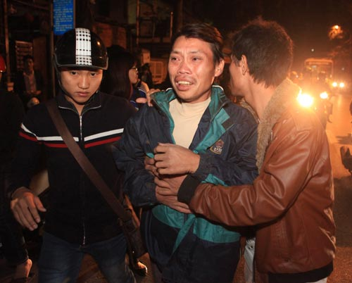 HN: Cháy quán bar khu Zone 9, 6 người chết - 3