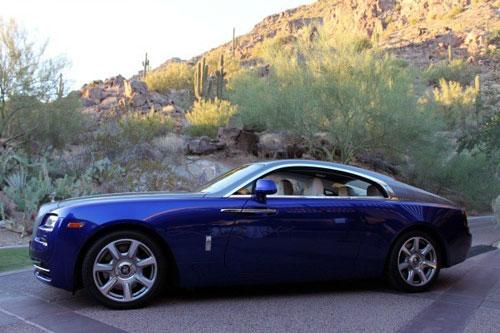 Sở thích kỳ quặc của giới siêu giàu khi mua Rolls-Royce - 4
