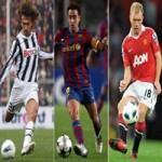 Bóng đá - Xavi, Pirlo, Scholes: Đi tìm số 1