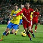 Bóng đá - Gặp Thụy Điển, Ronaldo sẽ tạo kỷ lục?