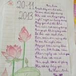 Bạn trẻ - Cuộc sống - Bức thư dễ thương của học sinh lớp 3