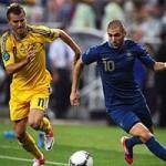 Bóng đá - Pháp - Ukraine: Siêu tấn công với Benzema
