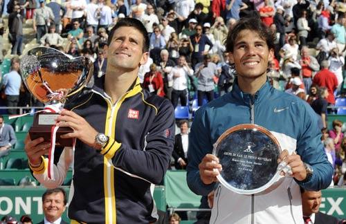 Nadal-Djokovic 2013: Kẻ tám lạng, người nửa cân - 1