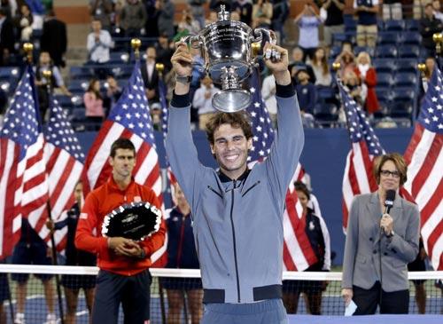 Nadal-Djokovic 2013: Kẻ tám lạng, người nửa cân - 4