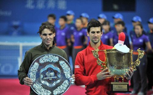 Nadal-Djokovic 2013: Kẻ tám lạng, người nửa cân - 5