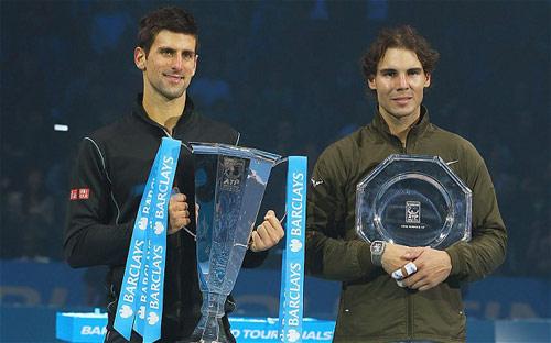 Nadal-Djokovic 2013: Kẻ tám lạng, người nửa cân - 6