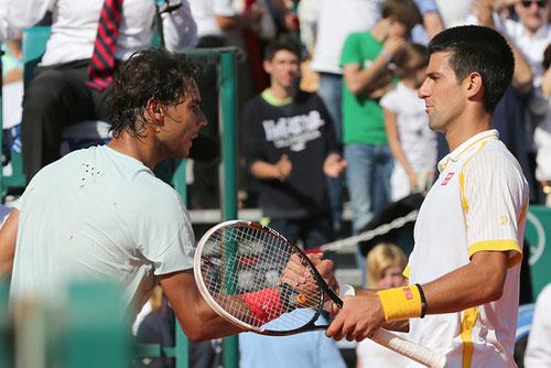 Nadal-Djokovic 2013: Kẻ tám lạng, người nửa cân - 2