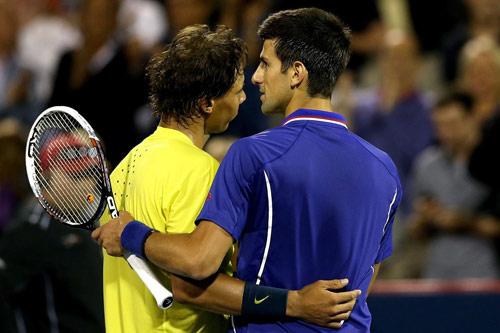 Nadal-Djokovic 2013: Kẻ tám lạng, người nửa cân - 3