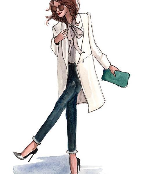 Giúp nữ giáo viên mặc đẹp hơn khi lên lớp - 11