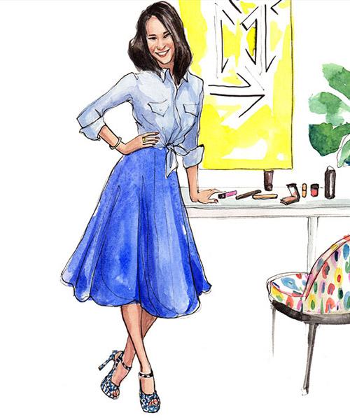 Giúp nữ giáo viên mặc đẹp hơn khi lên lớp - 5