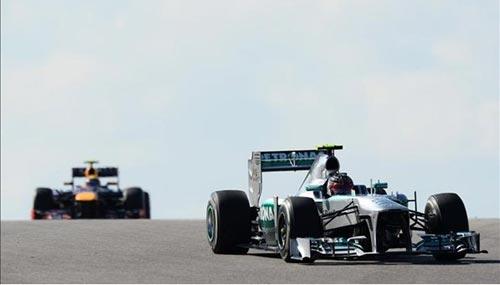 F1 - United States GP: Phía sau vạch đích - 2