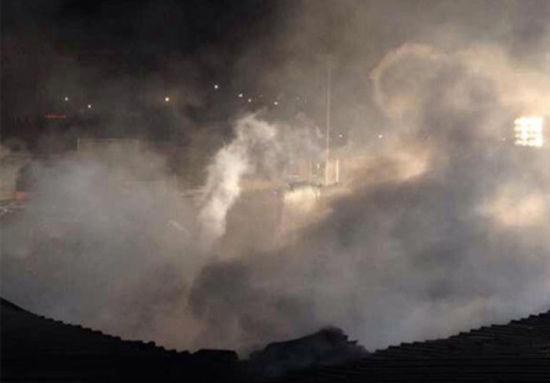 TQ: Cháy lớn ở Bắc Kinh, 11 người thiệt mạng - 2