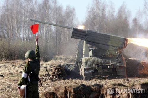 Những hệ thống pháo, tên lửa nổi tiếng nhất của Nga - 1