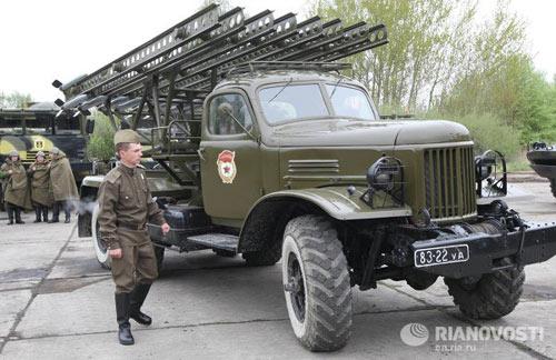 Những hệ thống pháo, tên lửa nổi tiếng nhất của Nga - 11