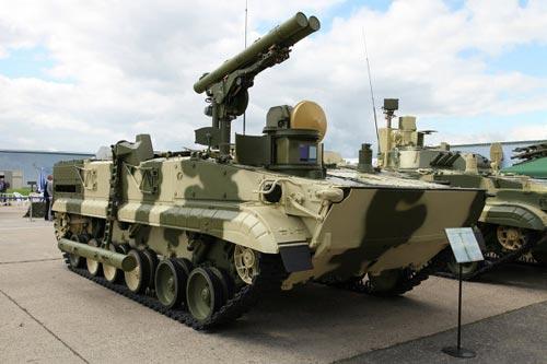 Những hệ thống pháo, tên lửa nổi tiếng nhất của Nga - 5