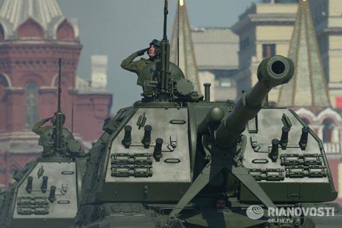 Những hệ thống pháo, tên lửa nổi tiếng nhất của Nga - 6