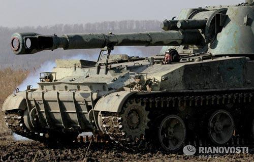 Những hệ thống pháo, tên lửa nổi tiếng nhất của Nga - 8
