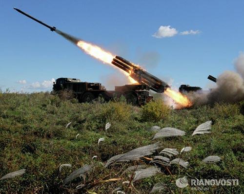 Những hệ thống pháo, tên lửa nổi tiếng nhất của Nga - 9
