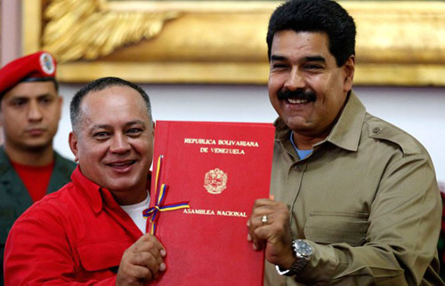 """Venezuela: Tổng thống được trao """"siêu quyền lực"""" - 1"""
