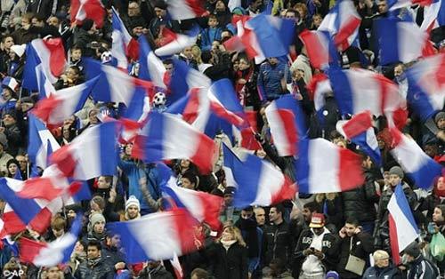 ĐT Pháp: Trái tim và sự đam mê - 1