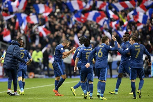 ĐT Pháp: Trái tim và sự đam mê - 2