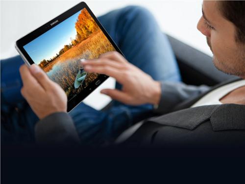 Samsung mục tiêu vượt mặt Apple trên thị trường tablet - 1