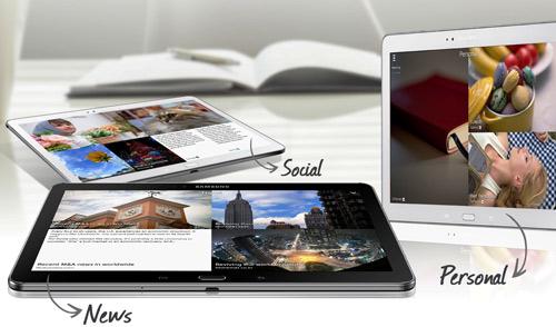 Samsung mục tiêu vượt mặt Apple trên thị trường tablet - 2