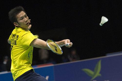 Tiến Minh thảm bại ở vòng 1 giải Hồng Kông - 1