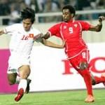 Mất người từ phút thứ 7, ĐT Việt Nam thua thảm trên đất UAE