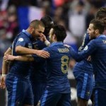 Bóng đá - Pháp - Ukraine: Bước ngoặt từ trọng tài